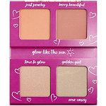 Peachy Bean Powder Palette
