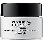 Philosophy Travel Size Anti-Wrinkle+ Miracle Worker Line Correcting Moisturizer