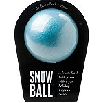 Snow Ball Bomb Bath Fizzer