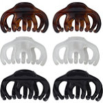 Riviera Small Matte Octopus Claws 6 Pc