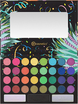 Bh Cosmetics Back To Brazil Palette Sharing Information Media