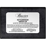 Baxter of California Online Only FREE Mini Cleansing Charcoal Bar w/any $30 Baxter of California purchase