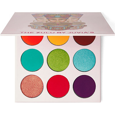 The Zulu Eyeshadow Palette