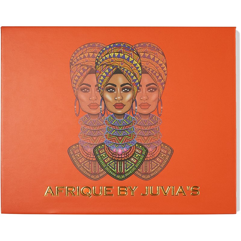 Juvia S Place Afrique Eyeshadow Palette Ulta Beauty