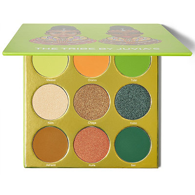 Online Only The Tribe Eyeshadow Palette