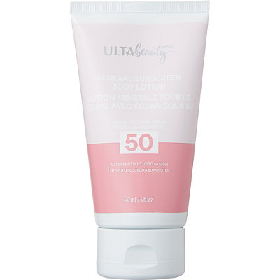 SPF 50 Mineral Sunscreen Lotion