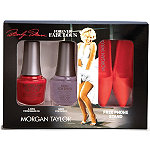 Morgan Taylor Online Only Forever Fabulous Marilyn Monroe Duo with Phone Holder