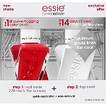 Essie Gel Couture Nail Polish + Top Coat Kit