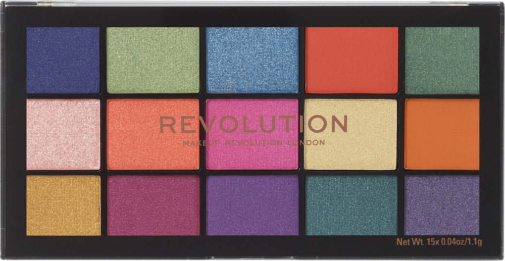 Reloaded Palette by Makeup Revolution