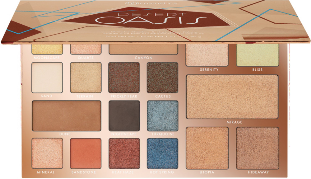 Image result for desert oasis palette""