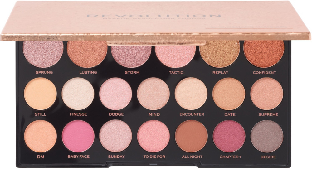 862c2d8e7a57 Makeup Revolution Jewel Collection Eyeshadow Palette in Deluxe ...