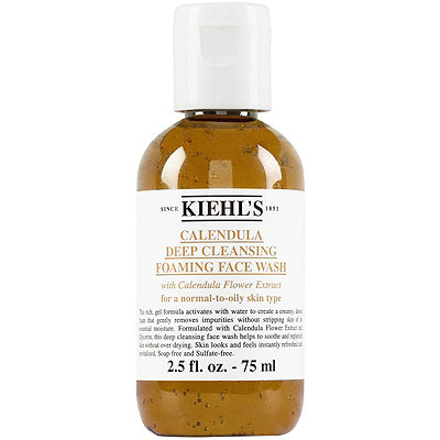 Travel Size Calendula Deep Cleansing Foaming Face Wash
