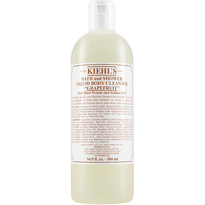 Bath and Shower Liquid Body Cleanser Grapefruit