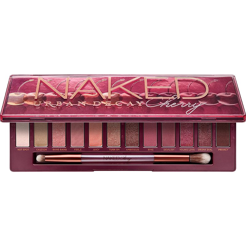 Urban Decay Cosmetics Naked Cherry Eyeshadow Palette Ulta Beauty
