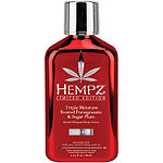Travel Size Triple Moisture Frosted Pomegranate & Sugar Plum Herbal Whipped Body Crème
