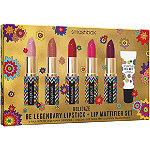 Holidaze: Be Legendary Lipstick + Lip Mattifier Set