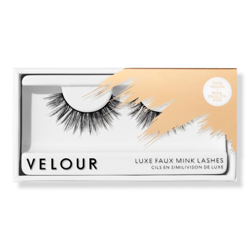 Velour Lashes Friends Whisp Benefits Luxe Faux Mink False Lashes