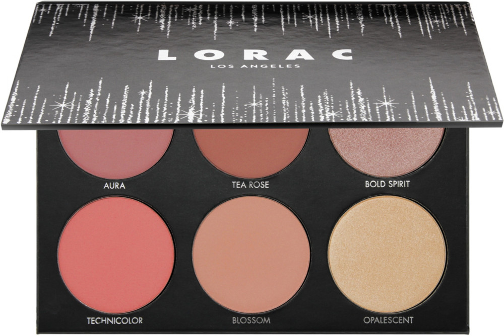 Shine Bright Color Source & Light Source Cheek Palette by Lorac