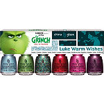 The Grinch Nail Lacquer Mini 6-Pack