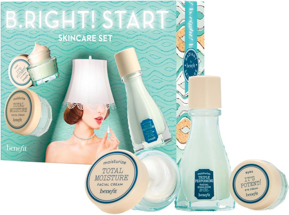 03bfa4bf36e Benefit Cosmetics b.Right! Start Mini Skincare Set | Ulta Beauty