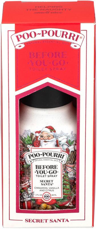 poopourri secret santa gift ulta beauty