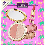 Tarte Online Only Lip & Cheek Glow Color Collection