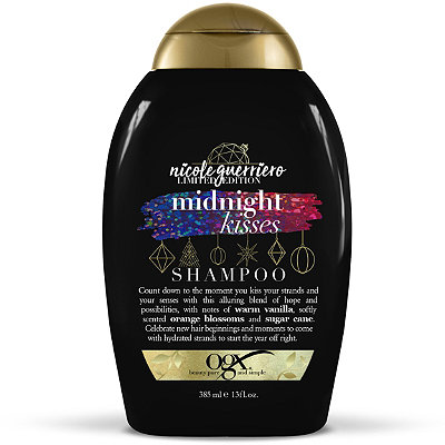 Nicole Guerriero Limited Edition Midnight Kisses Shampoo