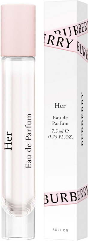 burberry perfume her