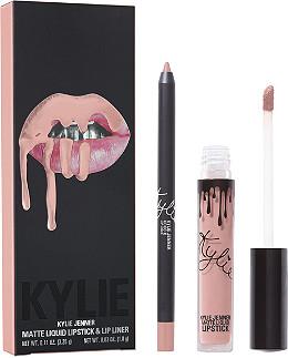 Matte Liquid Lipstick Lip Kit