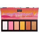NYX Professional Makeup Sugar Trip Squad Highlighting Palette