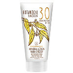 Australian Gold Free Botanical Mineral Lotion Sunscreen deluxe sample with $15 brand purchase