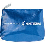 FREE Nikkie Tutorials Cosmetic Bag w/any $15 Maybelline purchase