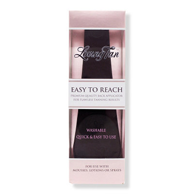 Online Only Easy To Reach Back Applicator for Self Tanning