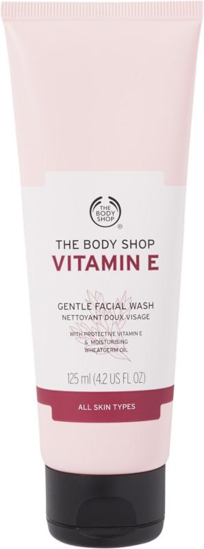 body shop face wash