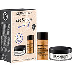 Set and Glow On The Go Makeup Gift Set