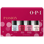 Online Only Passion Nail Lacquer Mini 4-Pack