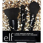 Online Only 4 Piece Complete Brush Set