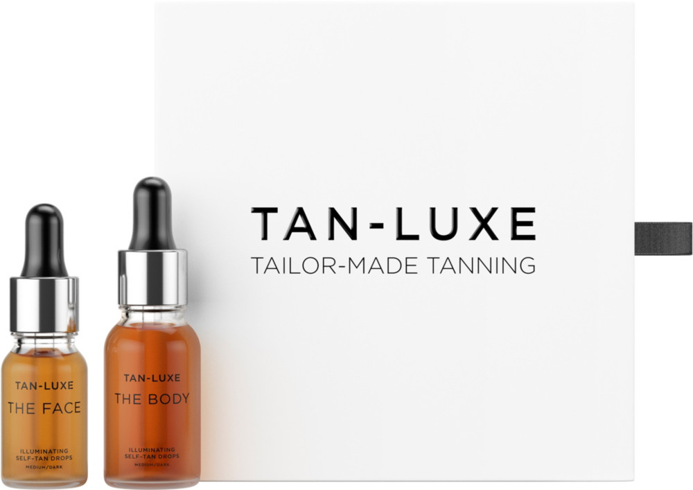 Online Only The Glow Edit by Tan Luxe