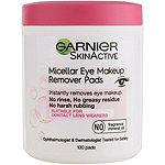 Online Only SkinActive Micellar Eye Makeup Remover Cotton Pads