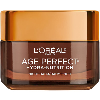 Online Only Age Perfect Hydra Nutrition Honey Night Balm Paraben Free