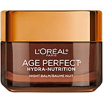 L'Oréal Online Only Age Perfect Hydra Nutrition Honey Night Balm Paraben Free