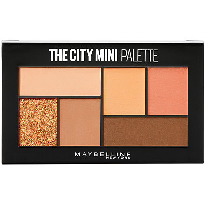 The City Mini Eyeshadow Palette Cocoa City