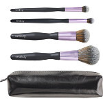 ULTA 4 Piece Flawless Face & Eye Brush Kit