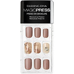 Dashing Diva Online Only Magic Press Power Broker Press-On Gel Nails