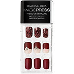 Dashing Diva Online Only Magic Press Gilty Pleasures Press-On Gel Nails