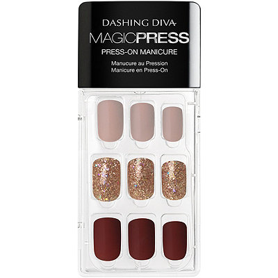 Online Only Magic Press Wine Country Press-On Gel Nails