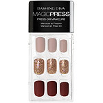 Dashing Diva Online Only Magic Press Wine Country Press-On Gel Nails