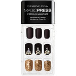 Dashing Diva Online Only Magic Press Toast of the Town Press-On Gel Nails