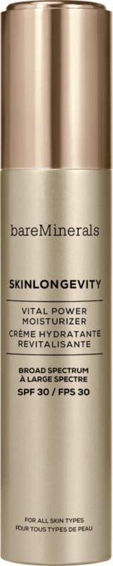 Skinlongevity Vital Power Moisturizer Spf 30 by Bare Minerals