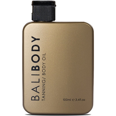 Natural Tanning & Body Oil